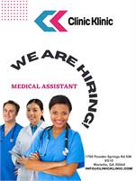 Medical Assistant needed ASAP